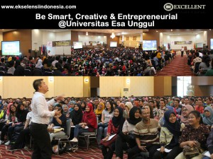 Be Smart Esa Unggul ekselensi