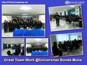 UBM Great Teamwork